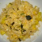 Masakan resep NASI GORENG NANAS