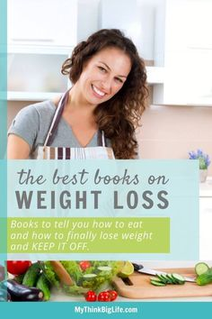 These are my favorite books on weight loss and nutrition. I refer to them over and over to educate myself on how to eat.