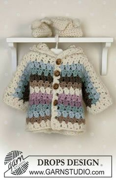 Over 100 Free Baby Sweater Crochet Patterns at AllCrafts.net
