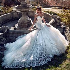 Item Type: Wedding DressesWaistline: Naturalis_customized: YesBrand Name: HOTIANDresses Length: Floor-LengthNeckline: SweetheartSilhouette: Mermaid/TrumpetSleev