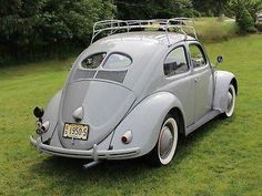 Volkswagen – One Stop Classic Car News & Tips Volkswagen New Beetle, Beetle Car, Kdf Wagen, Best Classic Cars, Small Cars, Vintage Cars, Automobile, Vw Bugs, Motorcycles