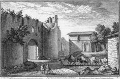Porta Salaria was a gate in the Aurelian Walls of Rome, Italy, demolished in 1921.