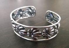 Erik Granit vintage silver bracelet.