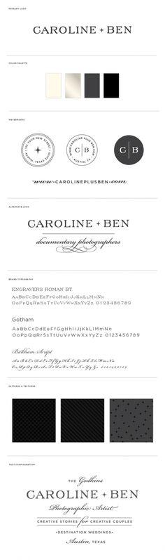 One Plus One • Caroline Plus Ben » Braizen | Branding & Design for Small Business