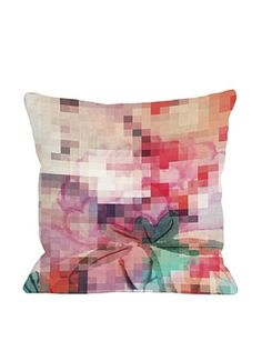 63% OFF Oliver Gal by One Bella Casa Izumi Square Pillow, Multi