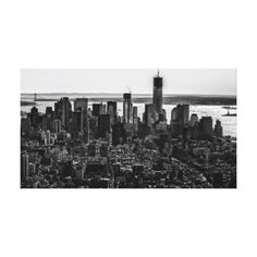 New York City Skyline Landscape