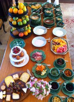 Resultado de imagen para breakfast buffet organic hipster