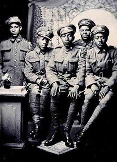 Members of the No. 2 Construction Battalion. In 1916, the government authorized the creation of the No 2 Construction Battalion, a unit primarily composed of black Canadian enlisted men. This move was in response to pressure from many black Canadians who were not being permitted to enlist in their local infantry battalions.