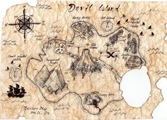 Treasure maps get all the glory. After all, without a treasure map, how else is the young adventurer supposed to find where that chest of doubloons is buried. X marks the spots, you know the drill. But what about the lowly shovel. Though never taking center stage in any story, the shovel is still
