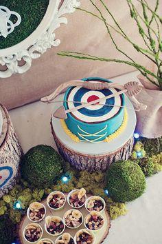 Brave Birthday Party Ideas