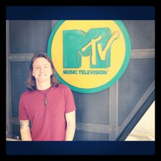 We The King stopped by MTV brazil and I couldn't understand a thing. #stillbadassthough