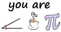 You are acute tea pie nerd humor photo