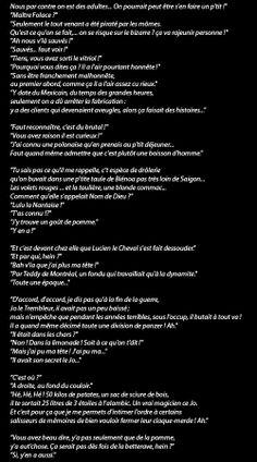 """""""Les tontons flingueurs"""" Scène de la cuisine Dialogue Michel Audiard Cultissime !"""