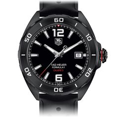 TAG Heuer TAG Heuer FORMULA 1 Calibre 5  Automatic Watch  41 mm  Full black Edition