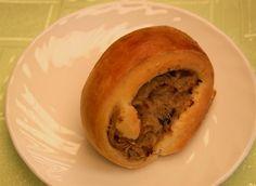 Mini kulebiaczki z kapustą i grzybami