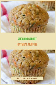 Cook Quinoa With Recipes Muffin Tin Recipes, Baby Food Recipes, Sweet Recipes, Dessert Recipes, Biscuits, Oatmeal Muffins, Baked Oatmeal, Healthy Baking, Healthy Sweets