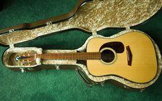 Lone Wolf Guitars - Custom Guitar Options - Custom Guitar Cases