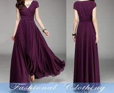 black green purple dress spring dress autumn by FashionalClothing, $89.00