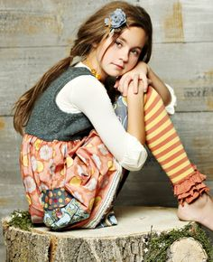 Vigilentte, Matilda Jane Girls Clothing