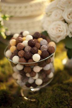 tasty chocolatey treats
