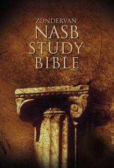 NASB Zondervan Study Bible: Kenneth L. Barker, Donald W. Burdick, John H. Stek, Walter W. Wessel, Ronald F. Youngblood, Kenneth D. Boa: 0025986910921: Amazon.com: Books