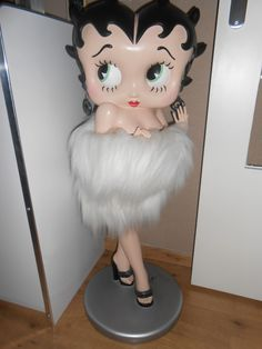 Betty Boop Beeldjes.Betty Boop Doll Pretty In Pink Danbury Mint In Original Box