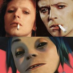 Gorillaz North America — Told @zombie8oy  that I would share his stuff....