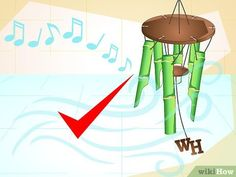 Image titled Make a Bamboo Wind Chime Step 16