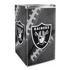 Oakland Raiders 3.2 Cubic Feet Mini-Fridge