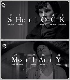 Brother mine -Sherlock - Yes. Chemistry and Sherlock. This is another one of those things that are so perfect I can't even - Sherlock John, Sherlock Holmes Bbc, Benedict Sherlock, Sherlock Fandom, Sherlock Holmes Quotes, Sherlock Moriarty, James Moriarty, Sherlock Holmes Benedict Cumberbatch, Disney Films