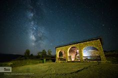 Milky Way Springs by GiorgosKrikos #nature