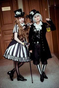 kodona/dandy and lolita fashion