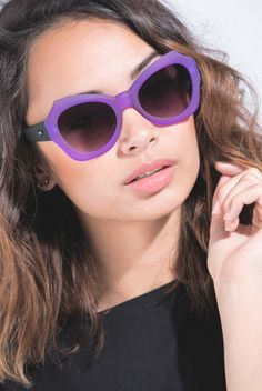 Statement Sunnies are this summer's MOST wanted: $41
