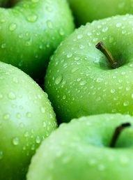 Green, ripe & oh so delicious!