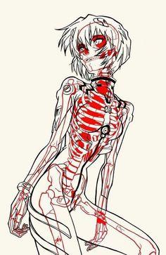 Rei Skeleton