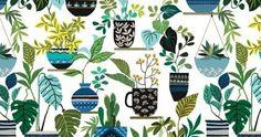 print & pattern: LICENSING - brie harrison for burgon & ball