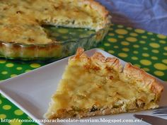 8 recetas de quiches Quiches, Easy Cooking, Cooking Recipes, Sandwiches, Savory Tart, Quiche Recipes, Spanish Food, Deli, Bakery
