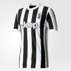 2017-18 Cheap Juventus Home Replica Shirt Jersey [J00640]