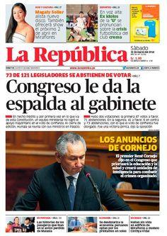 LaRepublica Lima - 15-03-2014