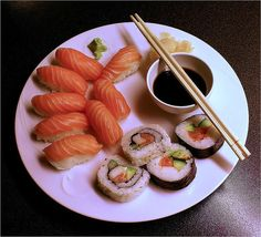Thumbs up for REAL Sushi!
