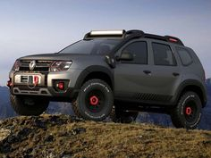 2016 Sao Paulo Auto Show: Renault Duster Extreme Concept Revealed
