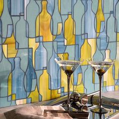 We hope everyone celebrated well over Memorial Day Weekend. We're excited to launch the Fantasia Showrooms tile Instagram account today - this whimsical Erin Adams stained glass bar area backsplash is a good start!  #backsplash #glasstile #wetbar #gooddesign #stainedglass #erinadams #newravenna #mosaictile #handmade #tilelife #mpls #shoplocal #mnbusiness #womanownedbusiness #tileaddiction #tilelove #tileisart #minneapolis by fantasiashowroomstile