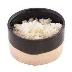 Ceramic Salt Container. Handmade in Amsterdam