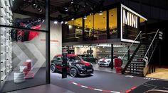 MINI Geneva 2012. For Meiré und Meiré. Bmw, Autos, Living Room, Geneva