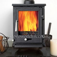 Coseyfire View Multi-Fuel Woodburning Stove 5kw Woodburning, Stove, Home Appliances, House Appliances, Wood Burning, Hearth, Kitchen Appliances, Pyrography, Log Burner
