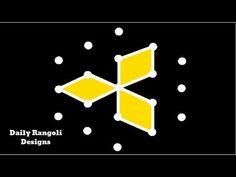 Padi Kolam, Kolam Rangoli, Rangoli With Dots, Simple Rangoli, Art Forms Of India, Rangoli Designs Flower, Special Rangoli, Muggulu Design, Most Popular Videos