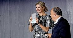 On September 26, 2016, Dutch Queen Maxima attends the Future of Finance conference organized by FMO the Dutch Development Bank in Katwijk, ...