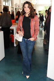 Gina Gershon Bootcut Jeans