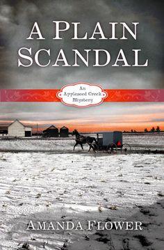A Plain Scandal: An Appleseed Creek Mystery  http://www.goodreads.com/book/show/14978966-a-plain-scandal#