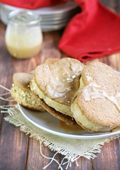 Peanut Butter Banana Ice Cream Sandwiches
